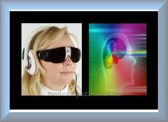 Прибор импульсной цветотерапии СВЕТОЧ + медитативная программа-кодировщик