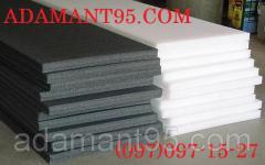 Полиэтилен РЕ-500, лист, 2*1000*2000мм