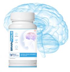 Капсулы для мозговой активности Brain Tonus...