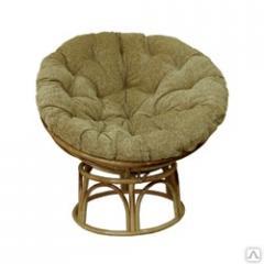 Кресло Папасан. Плетеная мебель. Плетеная мебель