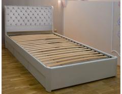 """Односпальная деревянная кровать """"Шарлотта"""""""