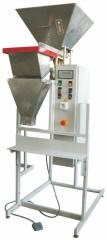 Dispenser for packing bulk products