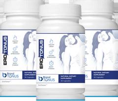 Капсулы для повышения уровня тестостерона и выносливости EroTonus ЭроТонус