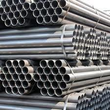Longitudinal steel pipes electrowelded always