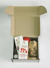 Подарочный набор чайно-кофейный Нежный поцелуй