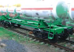Оборудование для строительства железных дорог