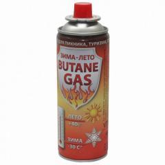 Газовый баллон одноразовый 220 грамм