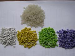 Вторинні гранули поліетилену високого тиску