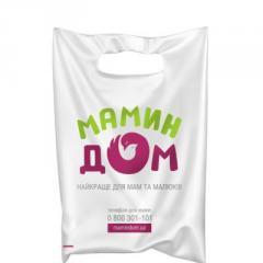 """Пакет с логотипом """"банан"""" (с"""
