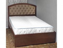 """Односпальная деревянная кровать """"Хелена"""""""