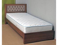 """Кровать из массива односпальная """"Лада"""""""