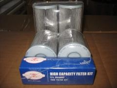 Filters for series 3000, 4000