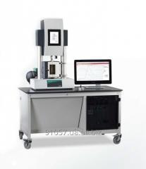 The device dinamichnoho Mechanical Analysis (DMA)