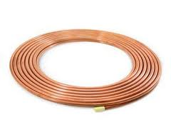 Copper pipe for conditioners always available with
