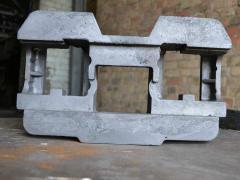 Autoswitch basis, SCh Cast iron