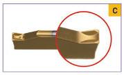 Канавочный инструмент компании TaeguTec: