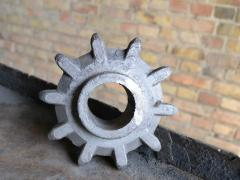 Asterisk, SCh Cast iron