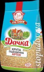 Крупа пшеничная Артек, 0,212 кг