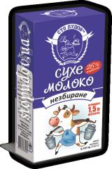 Milk powders
