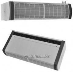 Водные тепловые завесы KP-T2-W-100