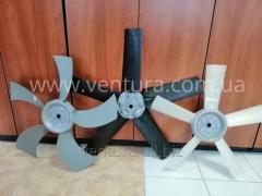 Запчастини до вентиляторів Deltafan, Multifan ...