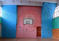 Rock climbing school