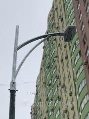 KR konzol utcai lámpa 1 Villáskulcs