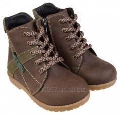 Ботинки «Диего» зимние, ортопедическая обувь для