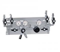 Панель управления подачей газа BMD 500-34/-35/-39