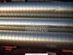 Pipes and tubes from metal always available with