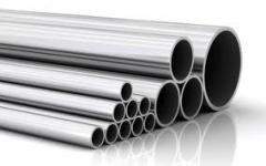 Pipes electrowelded corrosion-resistant always