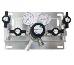 Панель управления подачей газа BMD 500-30/-32