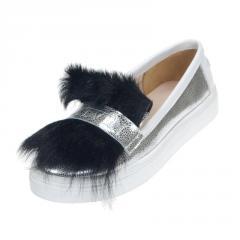 Wedge-heeled shoes