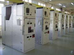 Relay protection of stations and substations