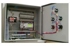 Щиты автоматики и управления подпором воздуха и