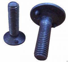 Болт М8х35 (норийный) ТУ 14-597-75