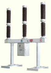 Sulfur hexafluoride switch 110 kV