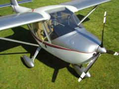 Extralight K-10 SWIFT plane (SWIFT). Appointment: