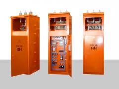 Switchgear outdoor installation (mobile) YAKNO