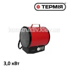 Тепловая пушка АО ЭВО 3,0/0,3 ТП Термія 3000 кВт Р (Е)
