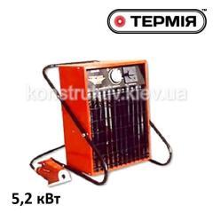Промышленный тепловентилятор АО ЭВО 5,2/0,4 (3х380В) УХЛ 3.1, Термія 5200 Вт