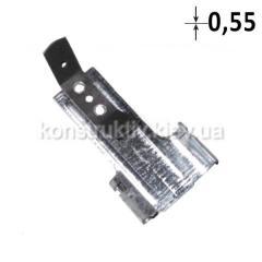ГК Подвес поворотный с разжимным элементом (0,55мм.)