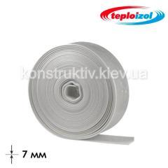 Демпферная лента 16,5 см*7 мм*50 м, Теплоизол