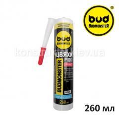 Жидкие гвозди акриловые Budmonster Prime, 260мл