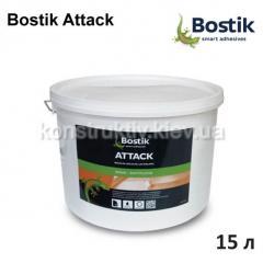 Клей Bostik Attack (Bostik Attack Golv- Och Vagglim), 15 кг