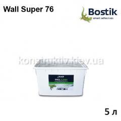 Клей для стеклохолста Bostik Wall Super 76, 5 л