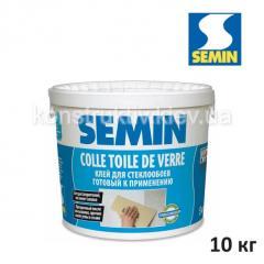 Клей для стеклохолста Семин (Semin) Colle TDV, 10кг (влагостойкий)