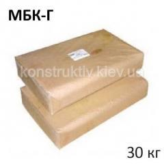 Мастика гидроизоляционная Изолит МБК-Г, 30 кг (битумная)