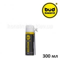 Монтажная пена Budmonster, 300 мл (ручная)