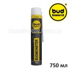Монтажная пена Budmonster, 750 мл (ручная)